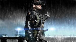 Metal Gear Solid: Ground Zeroes by admiralakbar101