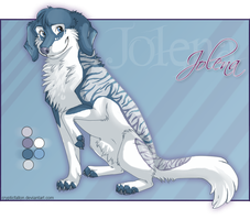 Commission: Jolena by crypticFallon