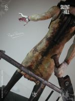 Pyramid Head. The firsts Pictures 7 by RogerPereira