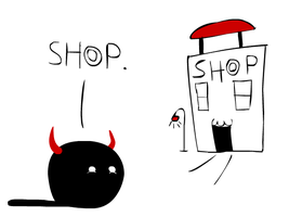 Drawing Shop by homfrog