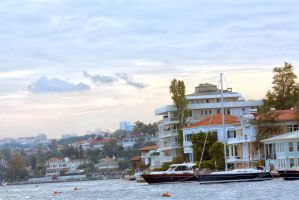 Bosphorus mansion by Servetinci
