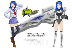 Call me Ms. Starchaser by Dangerman-1973