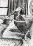The Raven of Nevermore by Yuanchosaan