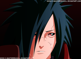 Uchiha Madara Returns by k-masterrroooll