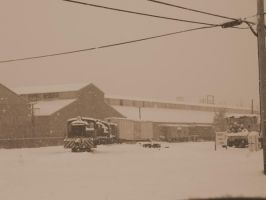 Steel Valley Winter 2009 by LDLAWRENCE