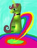 My Oc Wings Is the rainbow otian by daylover1313