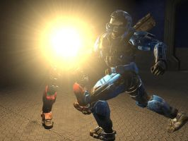 Halo: Reach Assassination 2 by redrum201