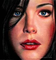 Liv Tyler in color by Dodos24