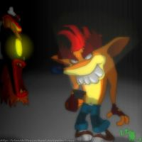 Spooky Fake Crash by LeTourbillonEnchanT
