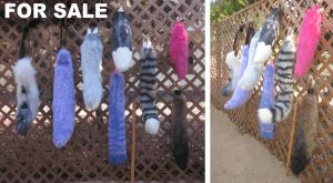 Premade Tails FOR SALE by LilleahWest