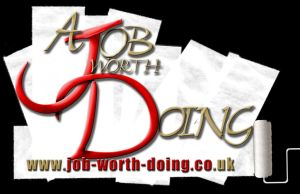 Job Worth Doing -Business-card-front by Genesis2Revolution