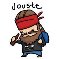 Jouste by Merlemage