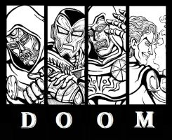Fantastic DOOM by devilkais