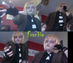 Halloween costume - Frankie by King-Candy