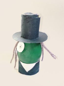 Boosh Easter Egg - The Hitcher by sscrewdriver