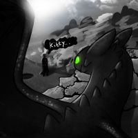 Zee captain vs. Toothless p.1 by Tenynn
