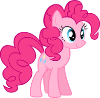 Pinkie Pie by Zacatron94