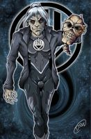 Black Lantern - Susan by MachSabre