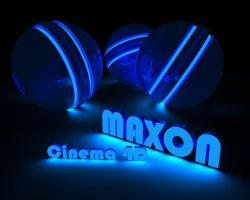 Maxon Cinema 4D Logo by stefitms