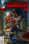 The Bloody Blade of Claire Redfield by wondermanrules