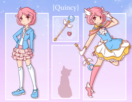 Quincy | Ref by ButtonPrince