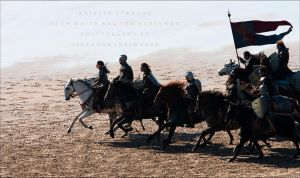 Snow Whiet and the Huntsman Film Set. by stephenwakeimages