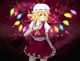 flandre scarlet by catfinches