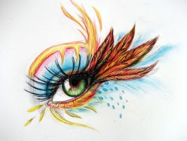 fantasy eye by Xx-NewGirl