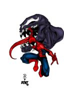 Spiderman by superjabba425