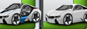 Car Town BMW VED mod by Ripplin