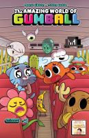 The Amazing World of Gumball #2 by zimmay