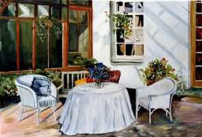 The sun room by Buble