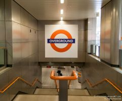 London Overground by TPJerematic