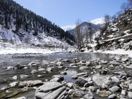 River Kunhar by umerr2000