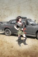 Road Warrior 1 by Mistress-Zelda