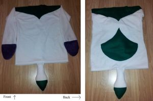 Noishe from Tales of Symphonia cosplay (WIP) by Lil-Samuu