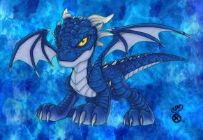 LP's Blue Dragon by Xabi-Wan