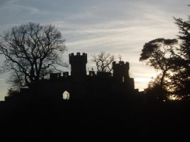 Warwick Castle England by ExperimentalNovember