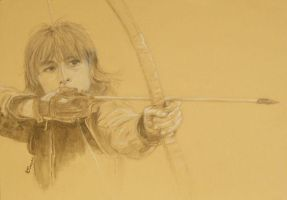 Bran Stark - Game of Thrones by LizDouceFolie