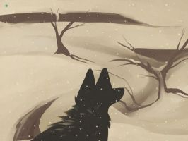 Lone Wolf by MessyMarbles
