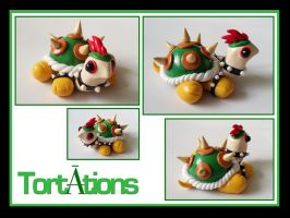 Bowser by Tortations
