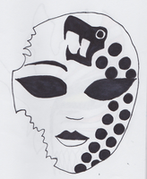 Soul Eater Mask...? by b3nihim3
