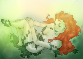 Poison Ivy by SpookyNedy