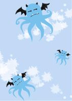 Flying Monsters by Kypher