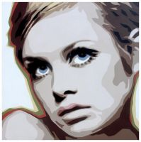 Twiggy by Greendoorstudio