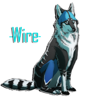 Wire by CordisaWire