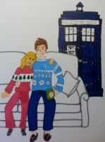 Rose And The Doctor by sweetchick141