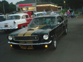 1965 Shelby Mustang GT 350 by Shadow55419