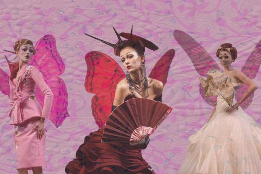 Madame Butterfly by spacetraveller
