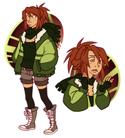 Enna for Nargyle by myshrinkingviolet